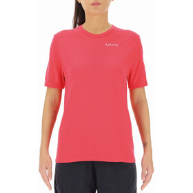 UYN Airstream Shortsleeve Running Shirt Women, rosa